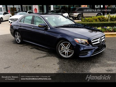 Used 2017 Mercedes-Benz E 300 4MATIC - 570156300