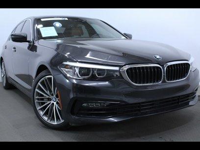 Certified 2017 BMW 530i Sedan - 527486070