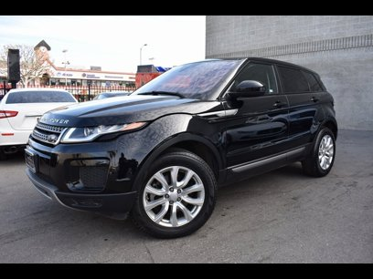 Used 2018 Land Rover Range Rover Evoque - 546407515