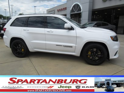 New 2018 Jeep Grand Cherokee 4WD Trackhawk - 484215504