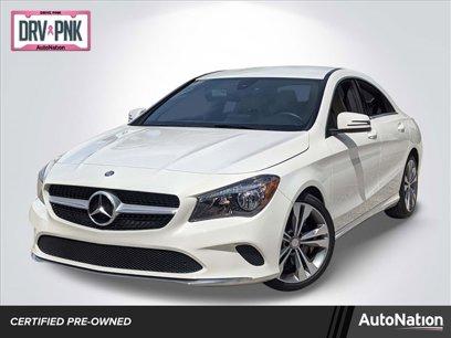 Certified 2017 Mercedes-Benz CLA 250 - 545513869
