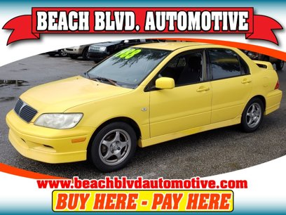 Used 2002 Mitsubishi Lancer OZ Rally Sedan - 533353851