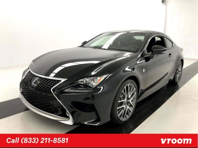 Used 2017 Lexus RC 350 - 540890661