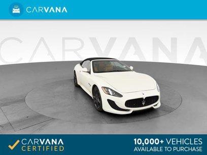 Used 2013 Maserati GranTurismo Sport Convertible - 539414701