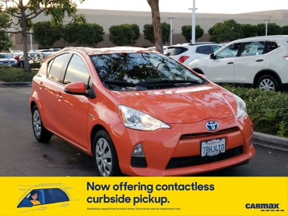 Used 2013 Toyota Prius C Two - 569313502