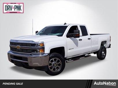 Used 2015 Chevrolet Silverado 2500 W/T - 548297499