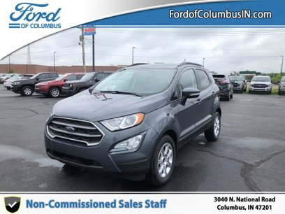 New 2019 Ford EcoSport FWD SE - 519546954