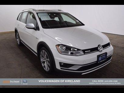 Certified 2017 Volkswagen Golf Alltrack - 565965856