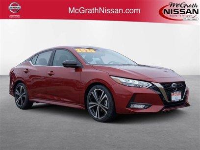 New 2020 Nissan Sentra SR - 543062667