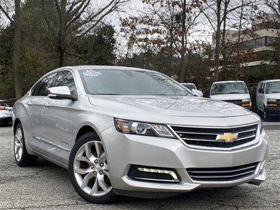Used 2018 Chevrolet Impala Premier w/ 2LZ - 543091405