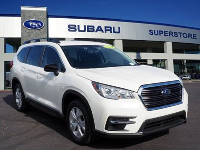 Certified 2020 Subaru Ascent 8-Passenger - 538616233