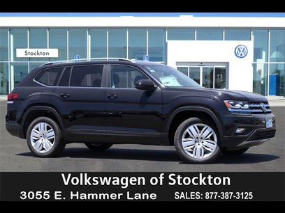 New 2019 Volkswagen Atlas FWD SE V6 w/ Technology - 513063162