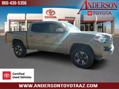 Certified 2016 Toyota Tacoma TRD Sport - 542311627