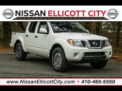 New 2019 Nissan Frontier PRO-4X - 504084970