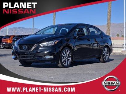 Certified 2020 Nissan Versa SR - 541941962