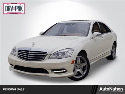 Used 2010 Mercedes-Benz S 550 4MATIC - 544291847