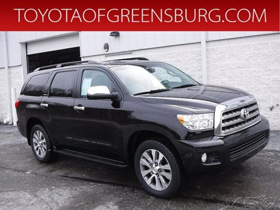 Certified 2016 Toyota Sequoia 4WD Limited - 541795434