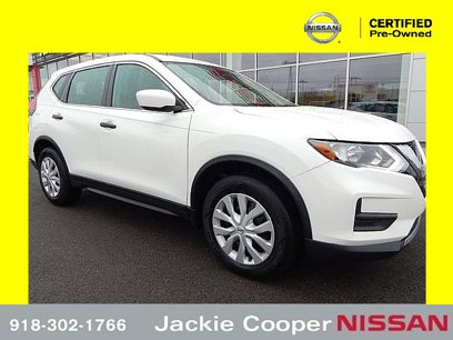 Certified 2017 Nissan Rogue S - 546660630