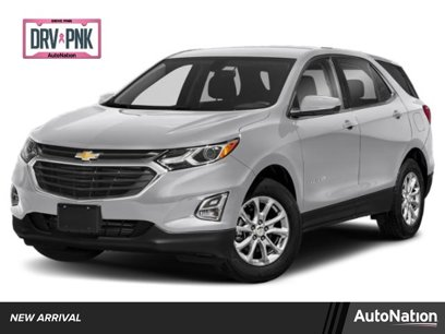 Certified 2019 Chevrolet Equinox FWD LT w/ 1LT - 548461111