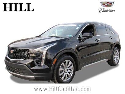 Certified 2019 Cadillac XT4 AWD Premium Luxury - 541968528