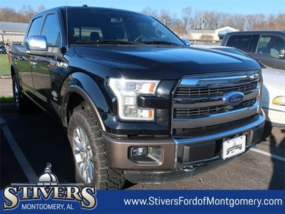 Used 2016 Ford F150 King Ranch - 544998764