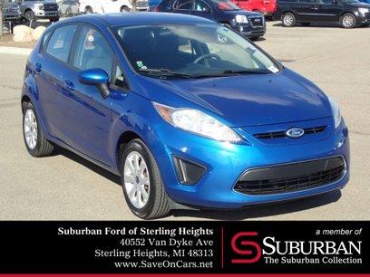 Used 2011 Ford Fiesta SE Hatchback - 547423619
