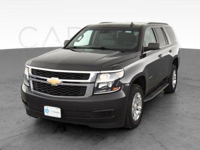 Bumper Trim For 2015-2016 Chevrolet Tahoe Models w// Luxuxry Pckg Set of 2