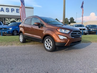 New 2019 Ford EcoSport FWD SE - 521958708