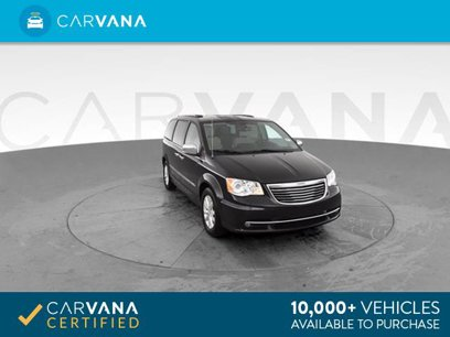 Used 2016 Chrysler Town & Country Limited Platinum - 548493544