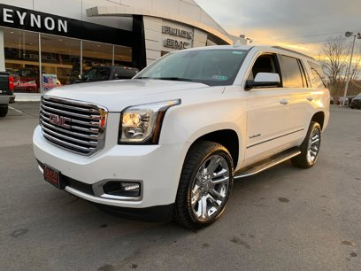 New 2020 GMC Yukon 4WD SLT - 533720347