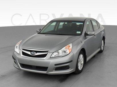 Used 2010 Subaru Legacy 2.5i Premium - 548312613
