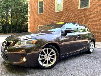 Used 2013 Lexus CT 200h - 596650883