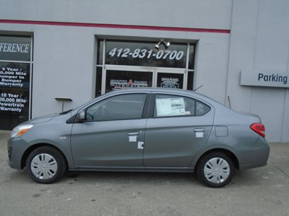 New 2019 Mitsubishi Mirage G4 ES - 514867278