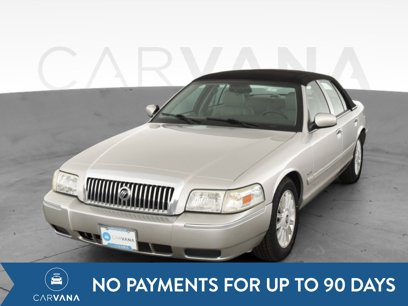 Used 2010 Mercury Grand Marquis LS - 549205008