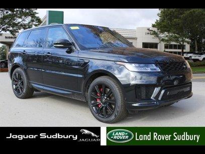 Certified 2019 Land Rover Range Rover Sport HST - 541211477