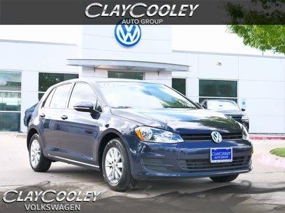 Used 2017 Volkswagen Golf S - 547850242