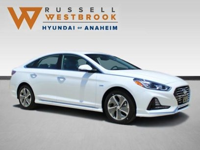 New 2019 Hyundai Sonata Limited Plug-In Hybrid - 514137904