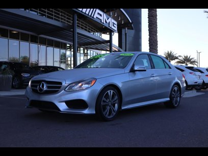 Used 2016 Mercedes-Benz E 350 Sedan - 536166476