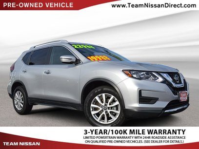 Certified 2018 Nissan Rogue SV - 542010192