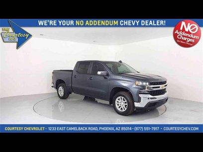 Certified 2019 Chevrolet Silverado 1500 LT - 545123994