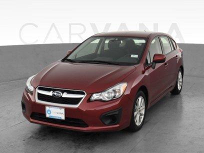 Used 2014 Subaru Impreza 2.0i Premium Hatchback - 546101081