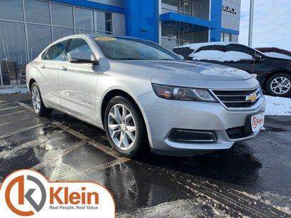 Used 2017 Chevrolet Impala LT w/ 1LT - 538276925
