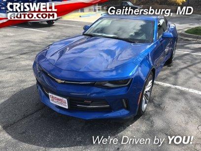 Used 2017 Chevrolet Camaro LT Coupe w/ 1LT - 548360744