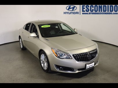 Used 2016 Buick Regal - 564978170