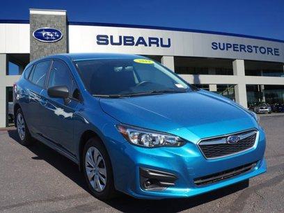 Certified 2019 Subaru Impreza 2.0i Hatchback - 544996664