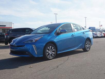 New 2020 Toyota Prius XLE AWD - 544860646