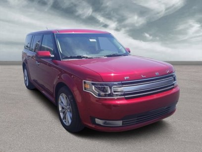 New 2019 Ford Flex FWD Limited - 517313000