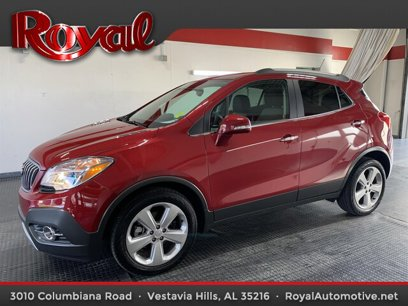 Certified 2015 Buick Encore FWD Leather - 539404365