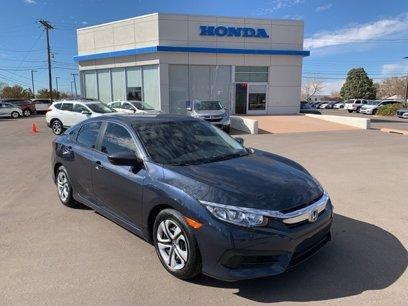 Certified 2018 Honda Civic LX Sedan - 568236008
