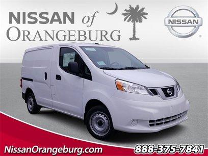 New 2020 Nissan NV200 S - 536217990